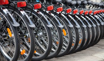 Leihräder in Stuttgart